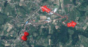 Vrujci mapa
